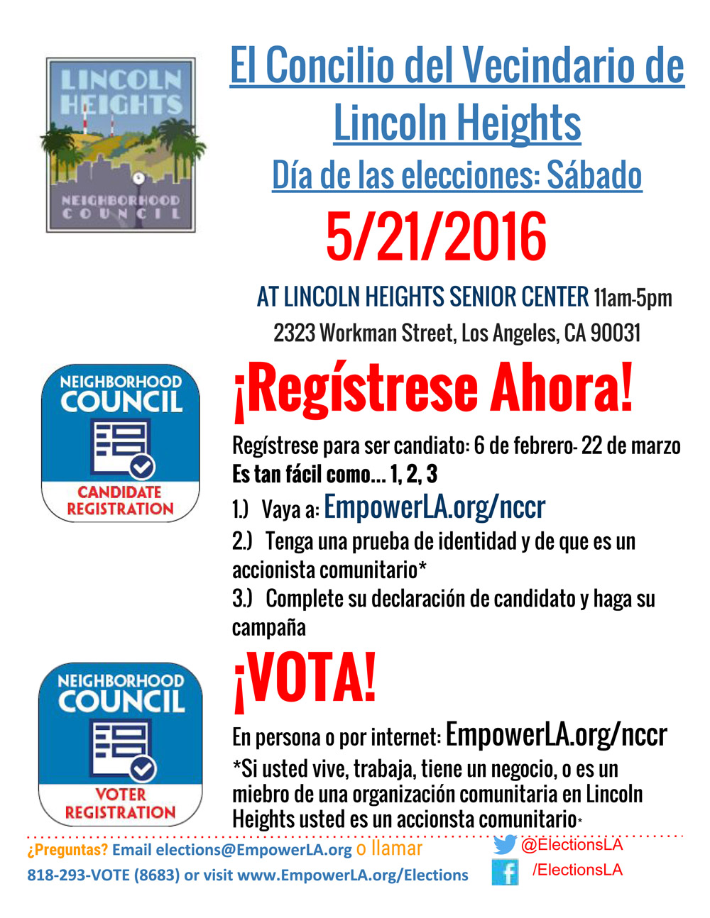 FLYER for LincolnHeightsNC Spanish (3) (1)